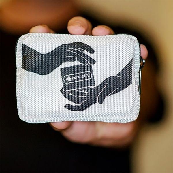 Cardistry Bag - Negative Edition