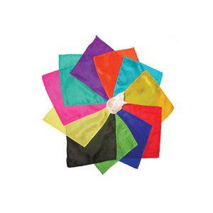Silk Squares - 15 cm (6 inches)