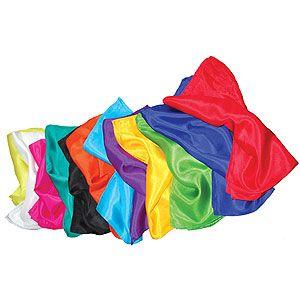 Silk squares - 60 cm (24 inches)