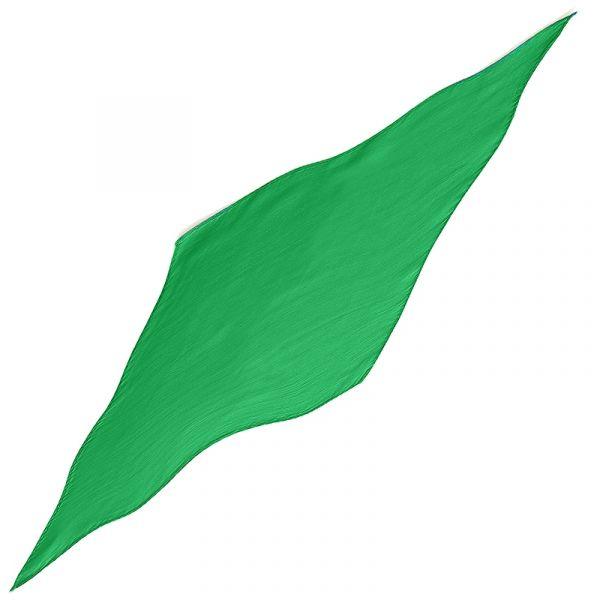 Diamond cut silk - Green