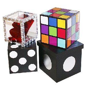 Tora Magic Crystal Cube 4