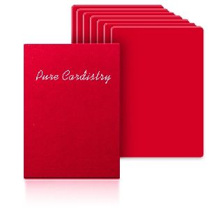 Pure Cardistry - Red